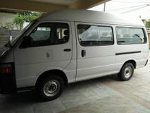 2004 TOYOTA HIACE ROUTEVAN CD