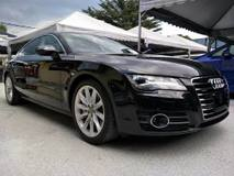2014 AUDI A7 3.0 V6 SUPERCHARGED TFSI QUATTRO