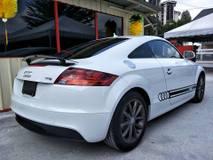 2013 AUDI TT 1.8 TFSI