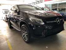 2016 MERCEDES-BENZ GLE 450 AMG 3.0 High Spec UK Premium Car