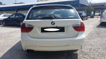 2006 BMW 3 SERIES BMW 320i M Sport E 91 Wagon Estate (A) Panaromic Roof
