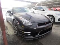 2014 NISSAN GT-R GTR 35 BLACK EDITION