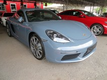 2016 PORSCHE CAYMAN 718 2.0 (A) NEW FACELIFT