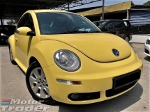 2011 VOLKSWAGEN BEETLE 1.6 (A) Good Condition
