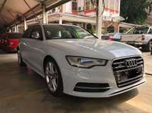 2012 AUDI S6 4.0T High Spec 1 VIP Owner