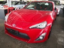 2013 TOYOTA 86 GT COUPE JAPAN UNREG
