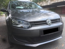 2011 VOLKSWAGEN POLO 1.2 (A) FULL SERVICE RECORD FULON 1 OWNER CARKING SUPERB CONDITION CAR