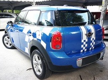2012 MINI Countryman 2012 MINI COUNTRYMAN 1.6A JAPAN SPEC UNREG
