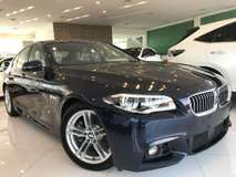 2015 BMW 5 SERIES 528I M-SPORTS