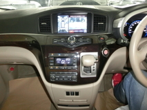 2011 NISSAN ELGRAND 2.5 V6 Highway Star Unreg 7 Seater Surround Camera No SST