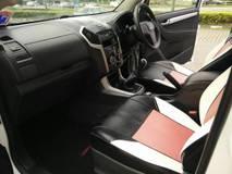 2015 ISUZU D-MAX 2.5L 4X4 DOUBLE CAB