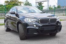 2016 BMW X6 M XDRIVE40D