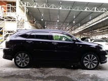 2007 TOYOTA HARRIER 1 CAREFUL OWNER LIKE NEW CAR