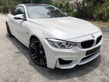 2015 BMW M4 TWIN TURBO 3.0 COUPE