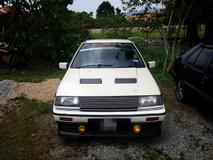 1987 PROTON SAGA 1.5S