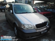 2003 NAZA RIA 2.5 (A) MPV  (Blk List Can Loan)