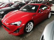 2013 SUBARU BRZ 2.0 GT 86 MANUAL BODYKIT REVERSE CAMERA 2013 JAPAN UNREG NO GST NO GST
