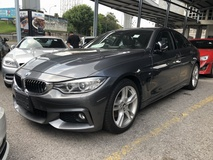 2014 BMW 4 SERIES 420i M Sport Gran Coupe 2.0 Twin Power Turbo SportEco Pro Mode Selection Dynamic Intelligent LED
