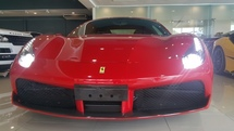 2016 FERRARI 488 GTB 3.9 Coupe TWIN TURBO V8 ENGINE CALL FOR OFFER 0193839680 CHONG