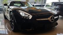 2015 MERCEDES-BENZ GTS 4.0 S Edition 1 Unreg V8 BI-TUBRO PLS CALL 0193839680 CHONG
