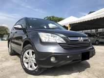 2008 HONDA CR-V 2.0L VTEC SUX LADY OWNER NEW TYRE FU LON
