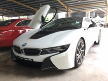2016 BMW I8 BMW I8 1.5 COUPE HIGH SPEC HARMAN KARDON SOUND CHEAPEST IN MARKET 2016 UNREG PREMIUM SELECTION CAR