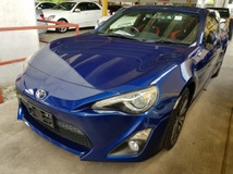 2013 TOYOTA 86 2.0 Coupe 200hp Push Start Unregistered