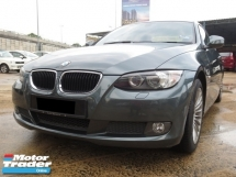 2010 BMW 3 SERIES Tip Top E92 AccFree