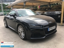 2015 AUDI TT Unreg Audi TT 2.0 Turbo S LINE QTTR TFSI Coupe 7Speed