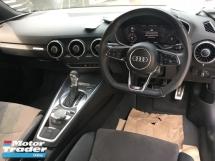 2015 AUDI TT Unreg Audi TT 2.0 Turbo S LINE QTTR TFSI Coupe Nice