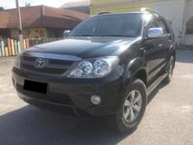 2006 TOYOTA FORTUNER 2.7 (A)4X4 FOC CAR WARRANTY NO GST