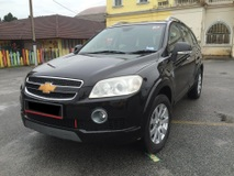 2008 CHEVROLET CAPTIVA 2.0 (A) DIESEL SUV TURBO AWD SPEC