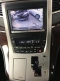 2012 TOYOTA VELLFIRE Unreg Toyota Vellfire 2.4 Z Spec 7seather Camera 7G Keyless