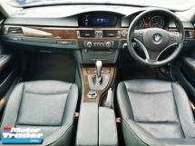 2009 BMW 3 SERIES BMW 323I 2.5 (A) E90 1 CAREFUL OWNER GOOD CONDITION PROMOTION PRICE \