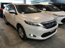 2015 TOYOTA HARRIER 2.0 Elegance Unreg Pre Crash Offer Offer