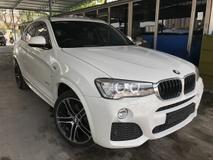 2015 BMW X4 BMW X4 2.0 M-SPORT(A)UNREG 2015