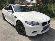 2014 BMW M5 BMW M5 V8 4.4 M-SPORT(A)UNREG 2014