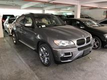 2013 BMW X6 3.0 Twin Power Turbo Petrol xDrive35i Unreg Sunroof HUD 5 Camera Power Boot