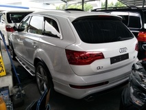 2013 AUDI Q7 3.0 S LINE POWER BOOT BOSE SYSTEM MMI2