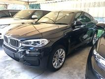 2015 BMW X6 M Sport xDrive 40d 3.0 Twin Power Turbocharged New Model Pre Collision Sun Roof Power Boot Bi LED