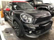 2013 MINI PACEMAN S JCW ALL4 manual