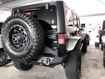 2014 JEEP WRANGLER 3.6 Unlimited Sport NO GST