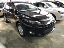2015 TOYOTA HARRIER 2.0 Elegance Unreg Offer Offer