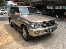 2004 TOYOTA LAND CRUISER 4.2 Diesel Turbo Sunroof Airmatic Electronic Seats