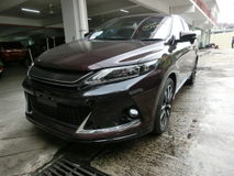 2015 TOYOTA HARRIER 2.0 GS Limited Edition Unreg Alpine Offer Offer