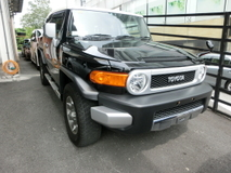 2011 TOYOTA FJ CRUISER 4.0 Off Road Unreg A Trac No GST