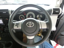 2011 TOYOTA FJ CRUISER 4.0 Off Road Unreg A Trac No GST