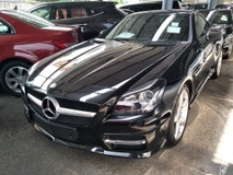 2014 MERCEDES-BENZ SLK 1.8 AMG PANAROMIC ROOF EDITION