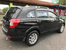 2008 CHEVROLET CAPTIVA Turbo Diesel - LT