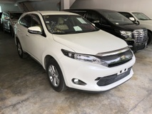 2015 TOYOTA HARRIER 2.0 Elegance Unreg Offer Offer Beige Interior